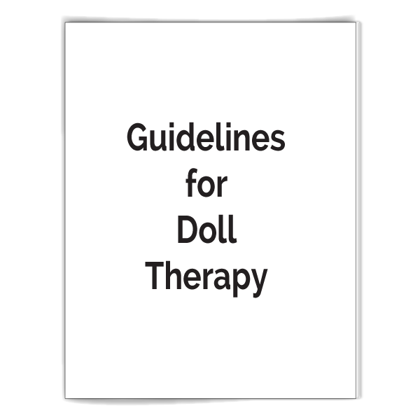 Doll Therapy Guidelines