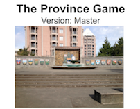 The Province Game: Master